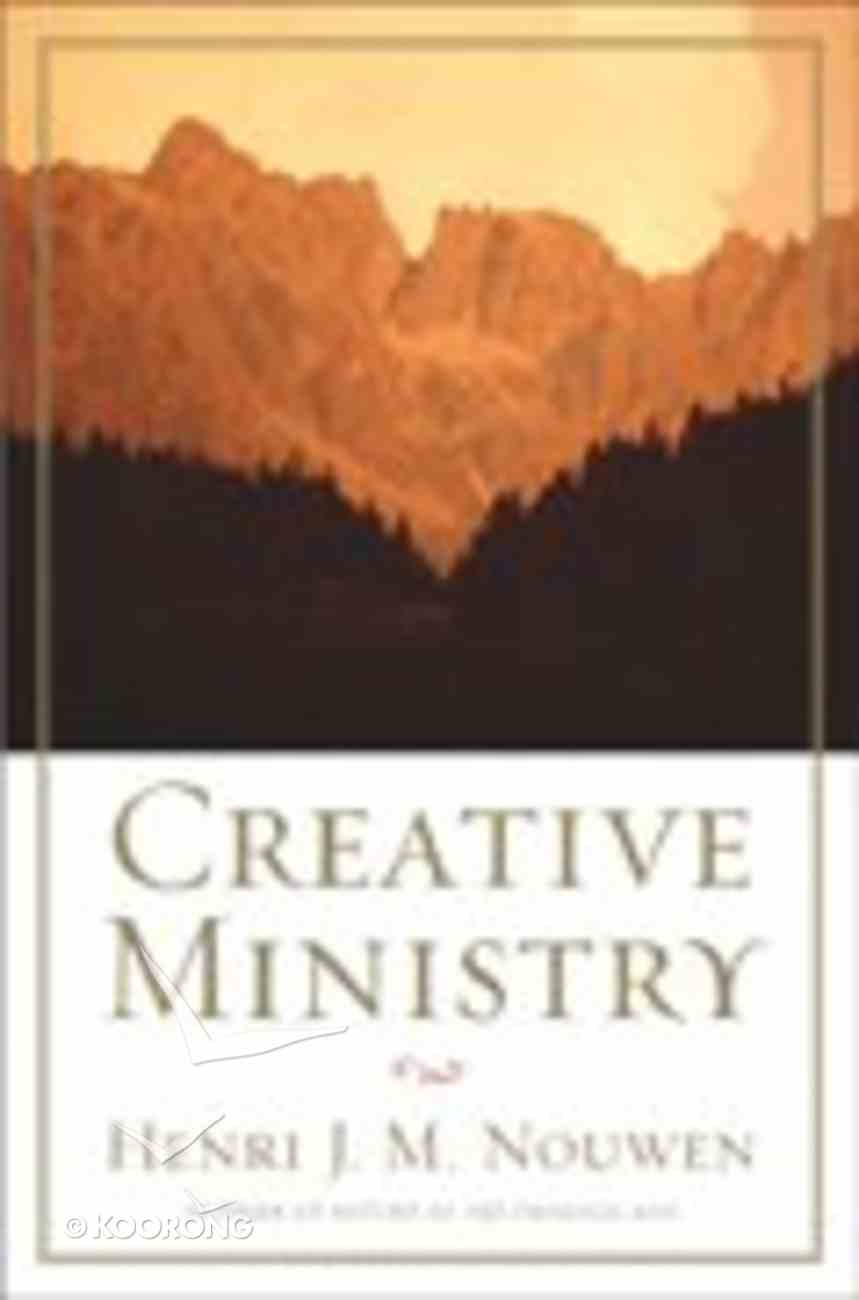 Creative Ministry Paperback