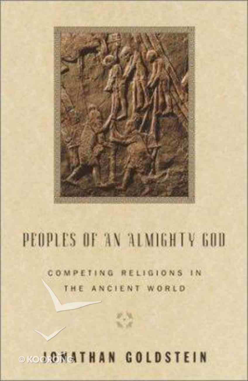 Peoples of An Almighty God Hardback