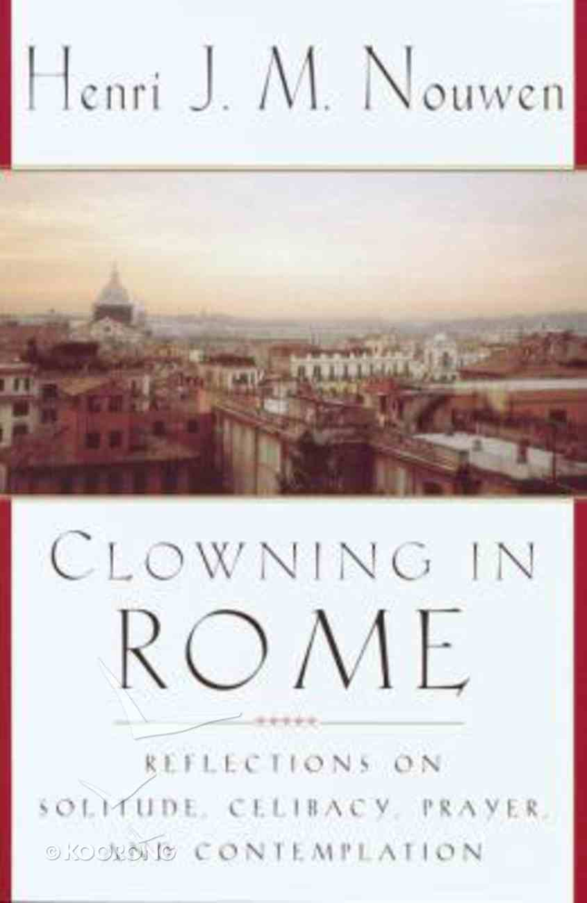 Clowning in Rome Paperback