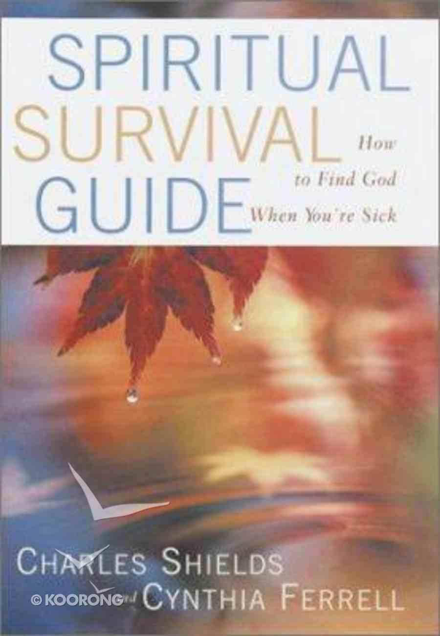 Spiritual Survival Guide Hardback