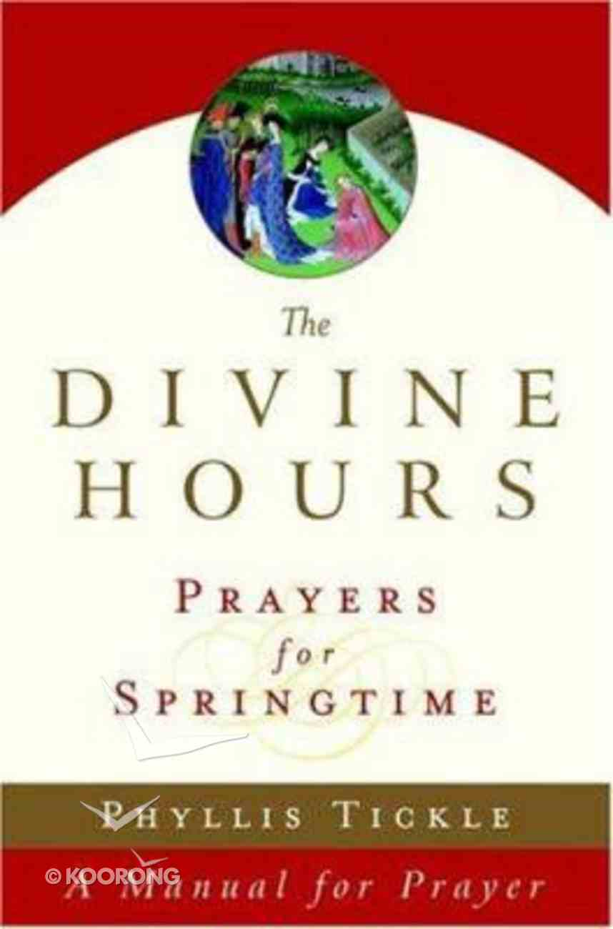 The Divine Hours Paperback