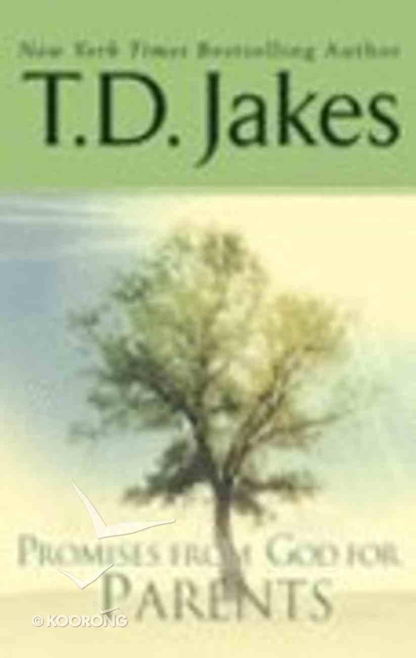 Promises From God For Parents Hardback