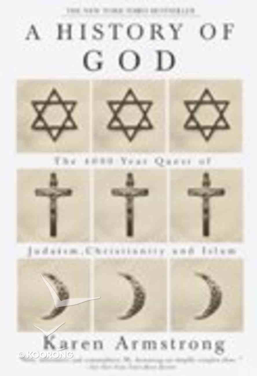 A History of God Hardback
