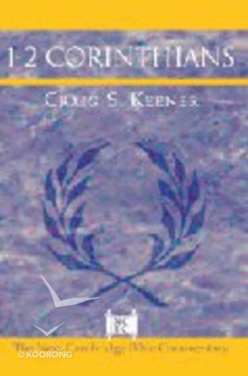 1 & 2 Corinthians (New Cambridge Bible Commentary Series) Paperback
