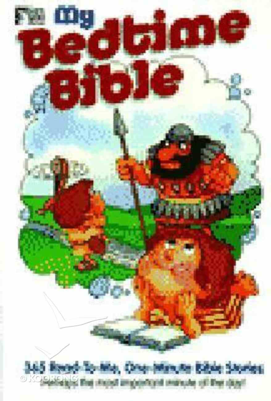My Bedtime Bible Hardback