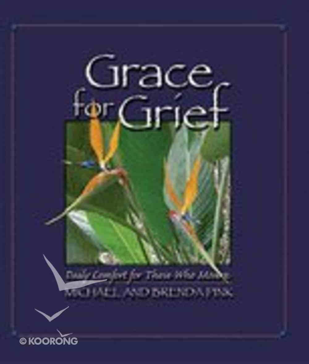 Grace For Grief Paperback
