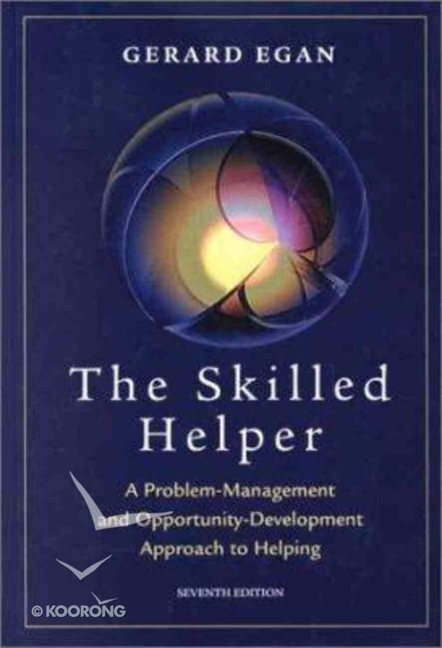 The Skilled Helper (7th Edition) Hardback