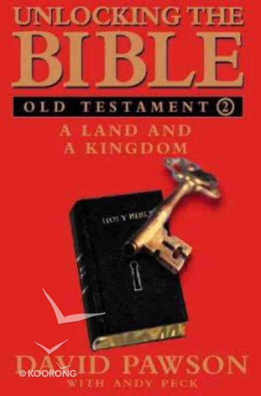 Unlocking the Bible OT #02 Paperback