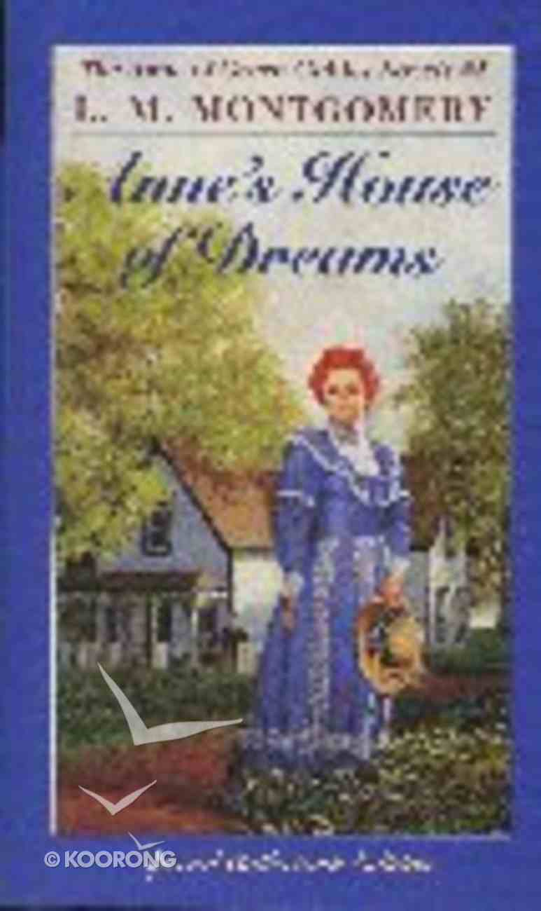 Anne's House of Dreams (#05 in Anne Of Green Gables Series) Paperback