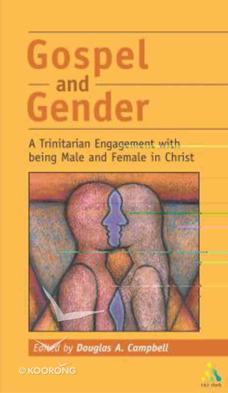 Gospel and Gender Paperback