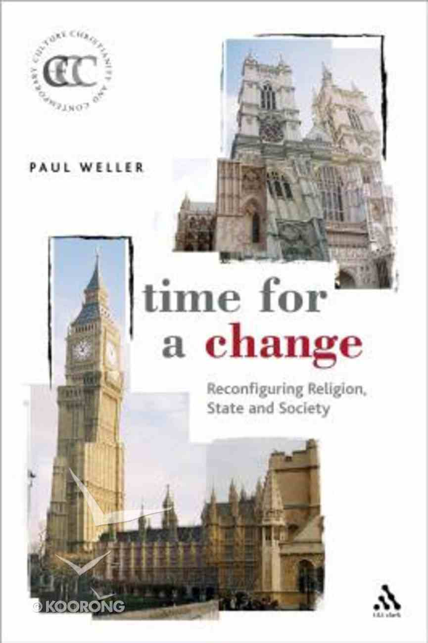 Time For Change Paperback