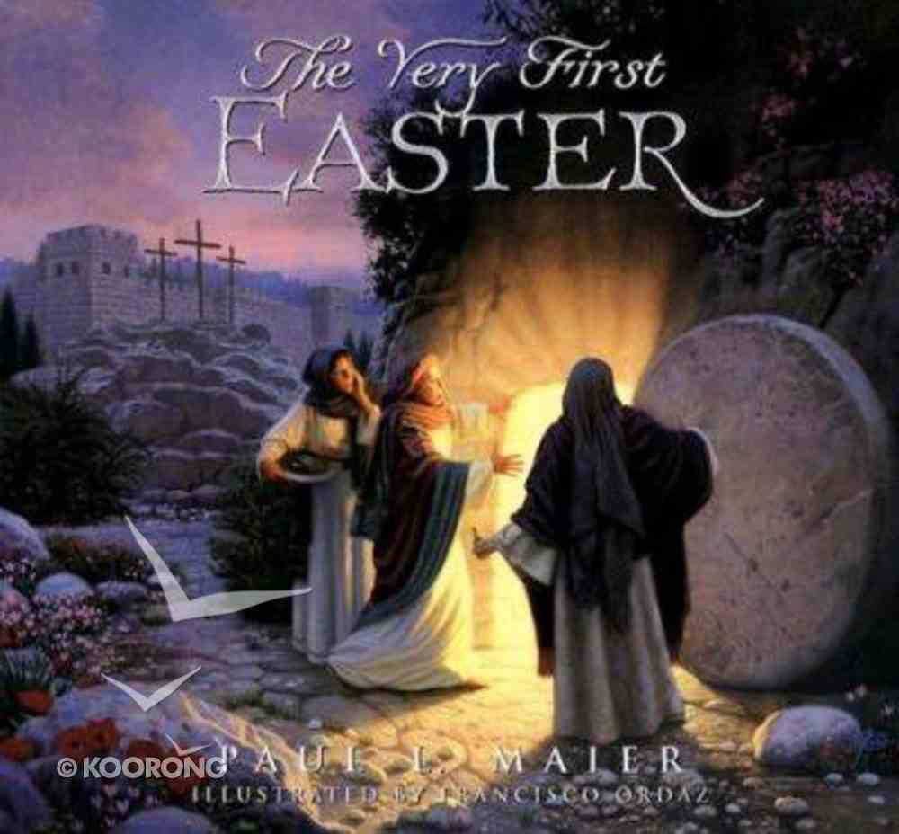 The Very First Easter Hardback