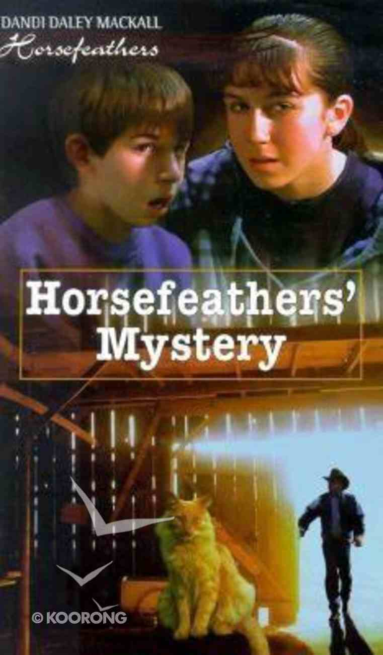 Horsefeathers Mystery (#07 in Horsefeathers Series) Paperback