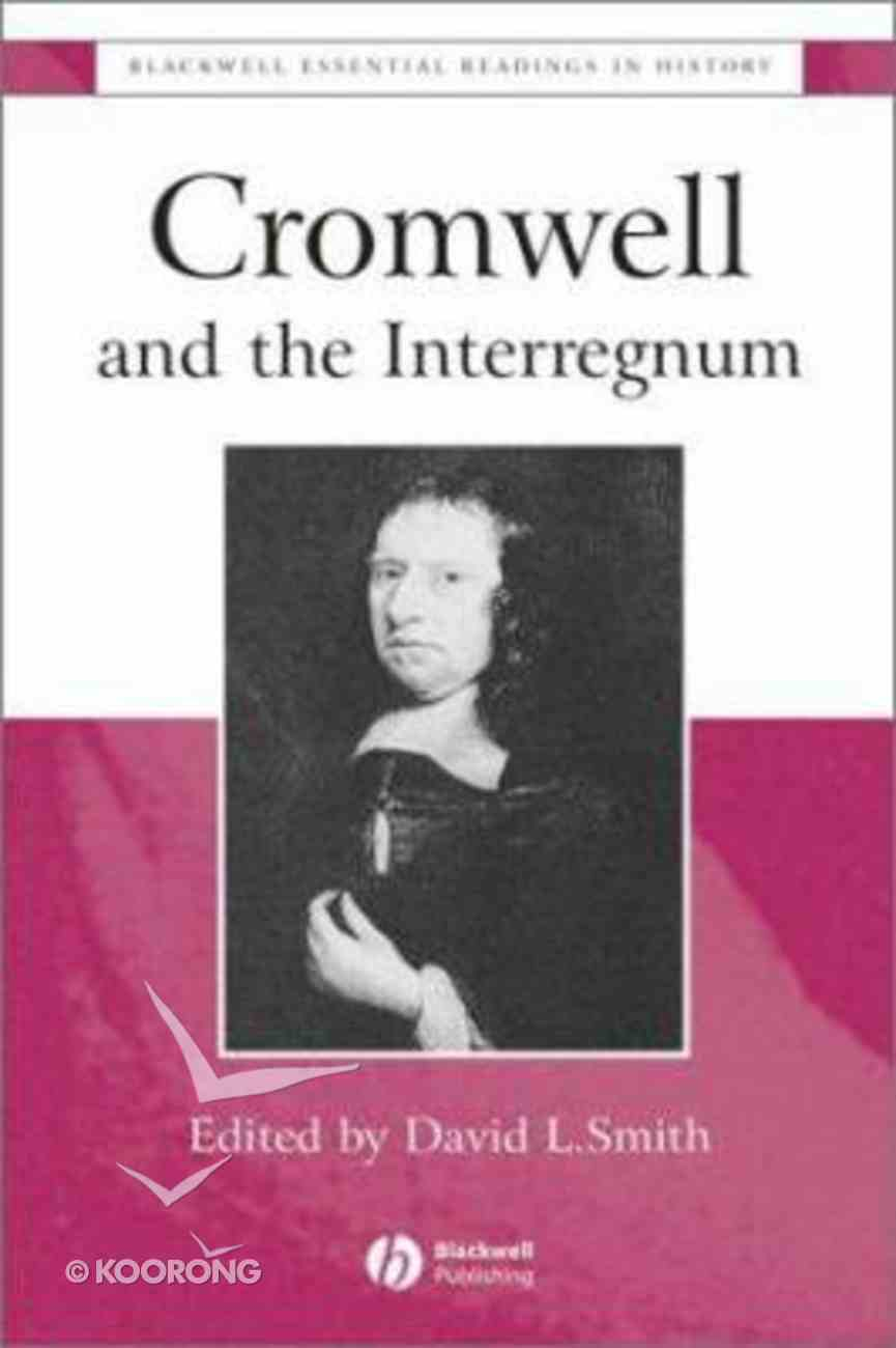 Cromwell and the Interregnum Paperback