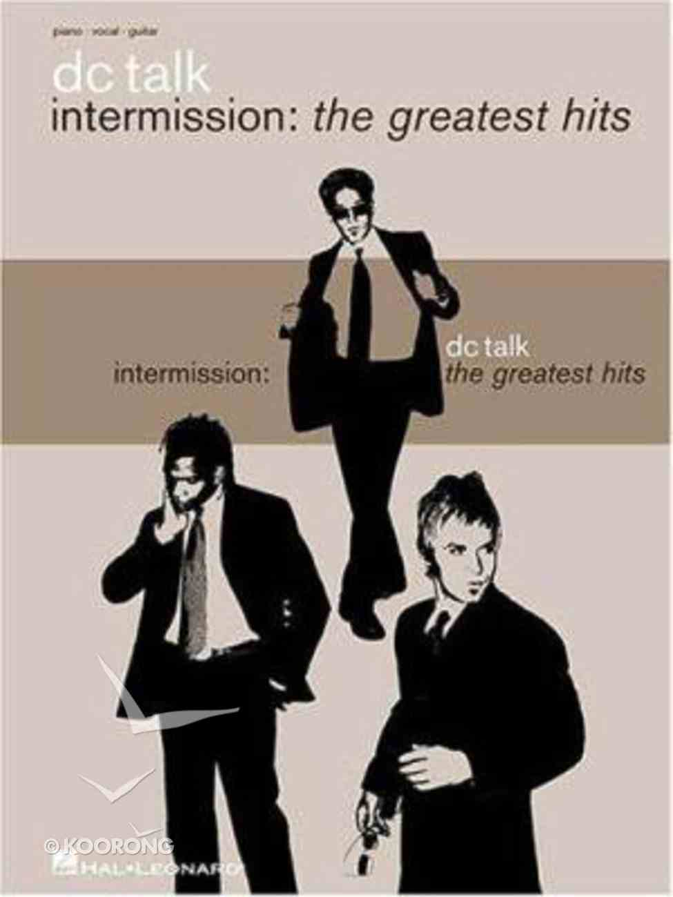Intermission: The Greatest Hits Paperback