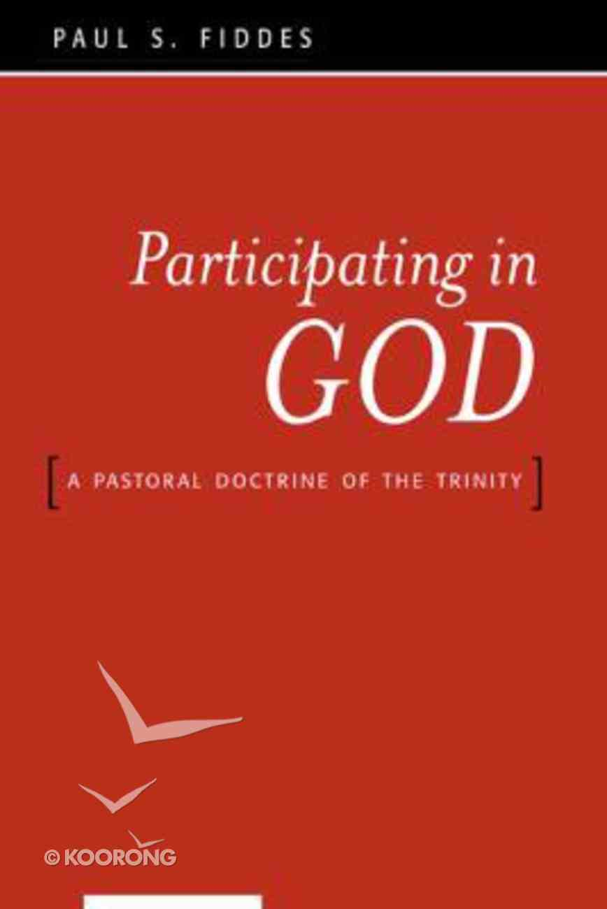 Participating in God Paperback