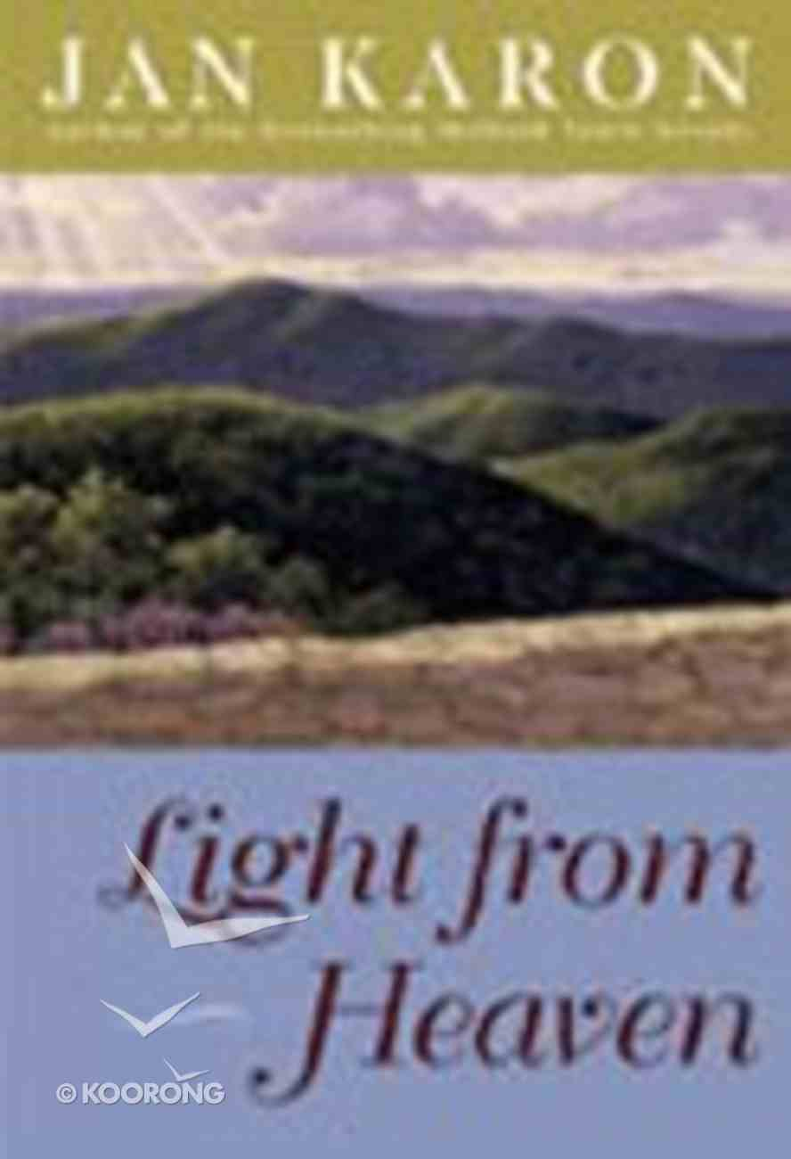 Light From Heaven (#09 in Mitford Years Series) Hardback
