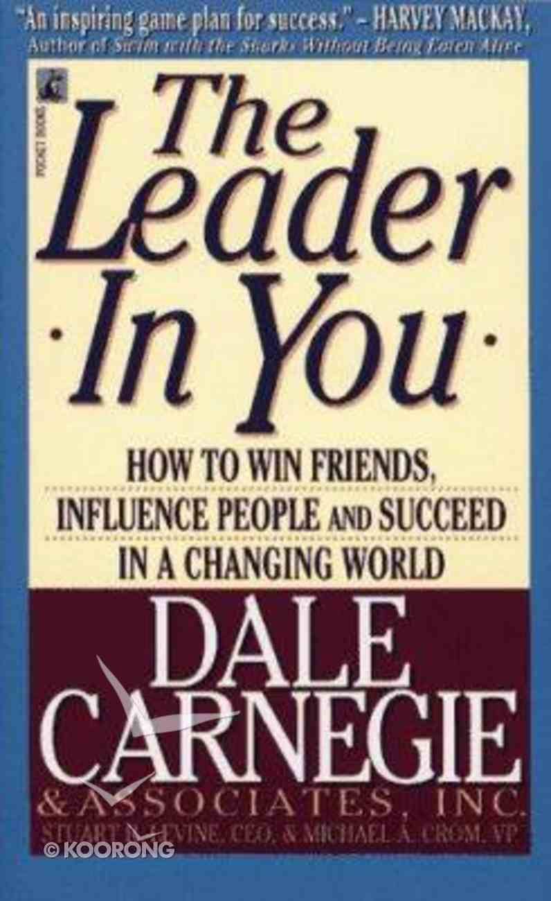 The Leader in You Paperback