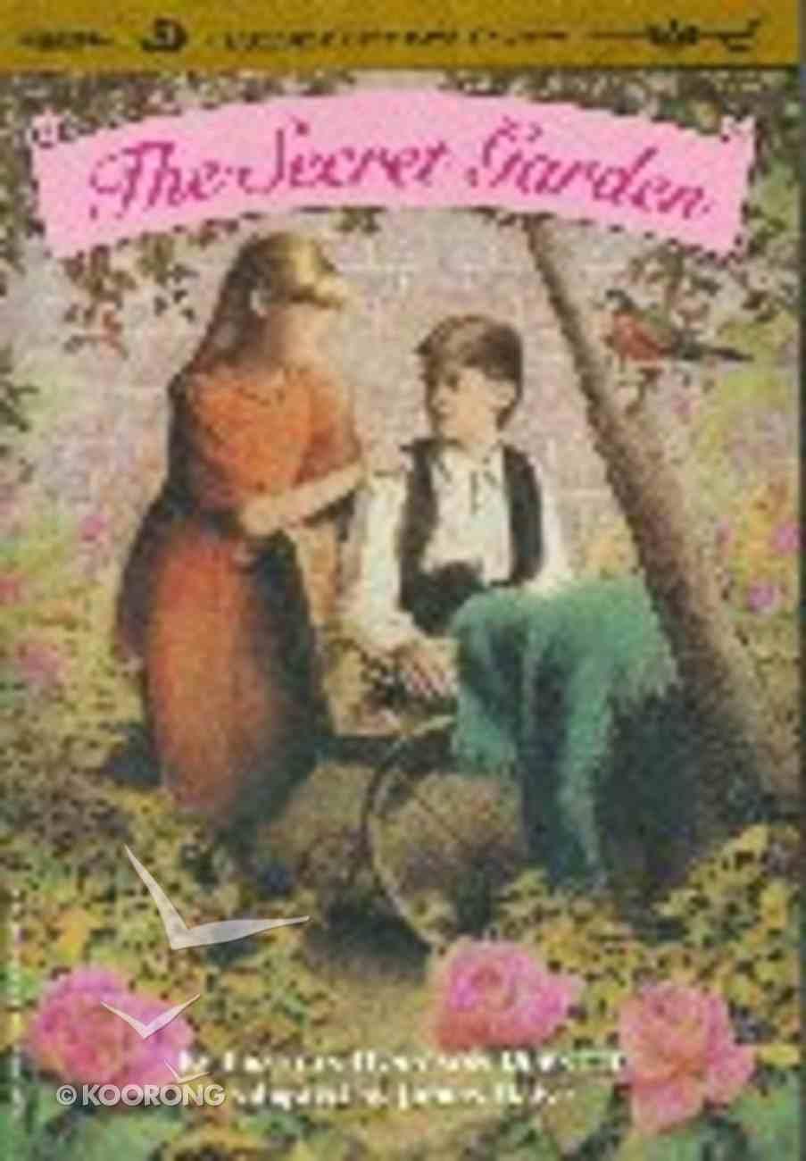 Bullseye Step Into Classics: The Secret Garden Paperback