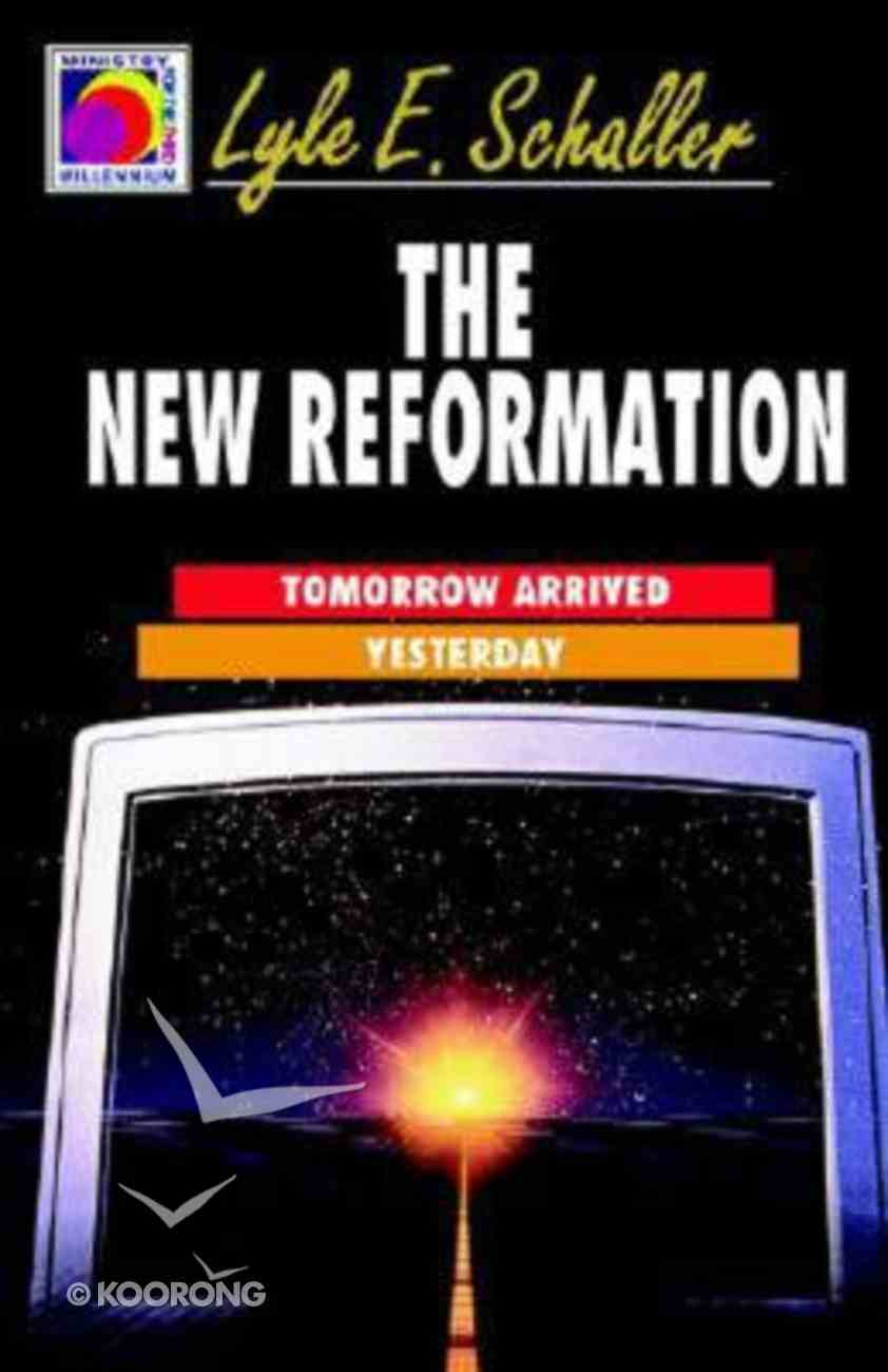 The New Reformation Paperback