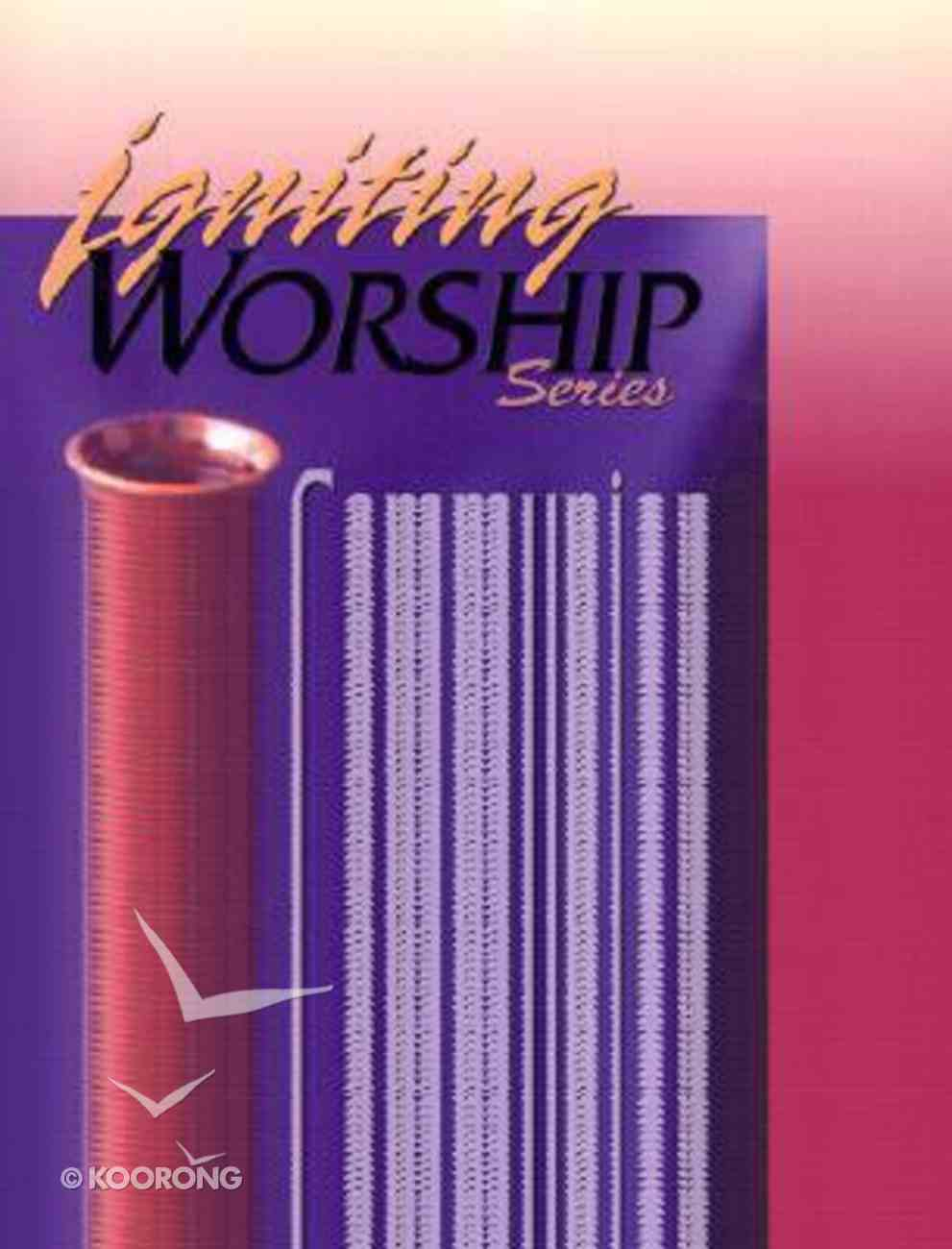 Communion (With DVD) (Igniting Worship Series) Paperback