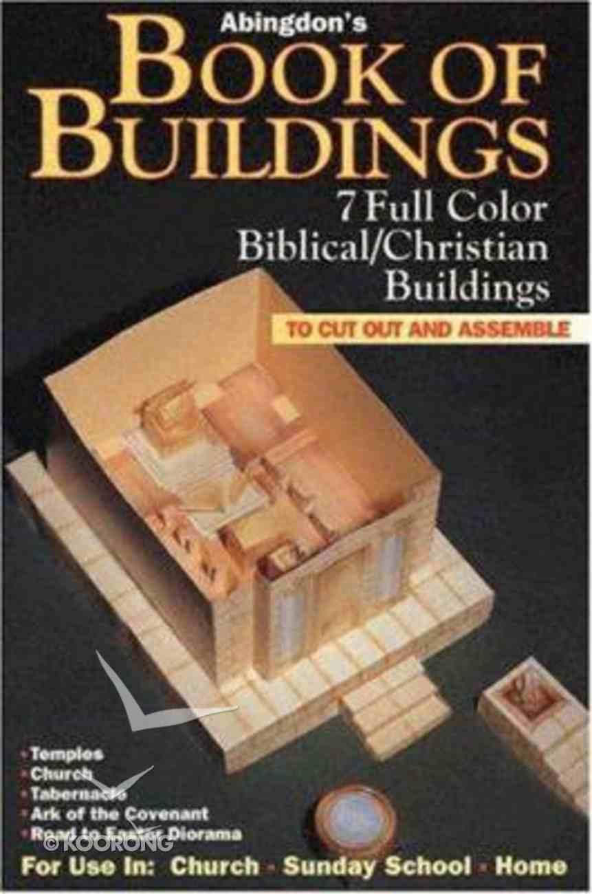 Abingdon's Book of Buildings Paperback