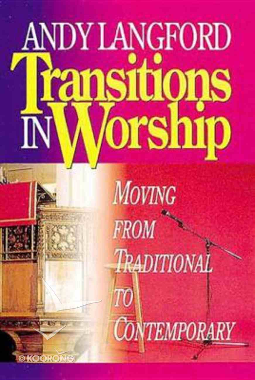 Transitions in Worship Paperback