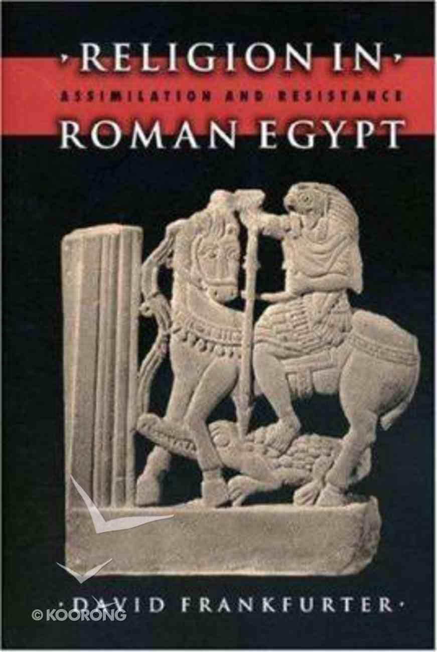 Religion in Roman Egypt Hardback