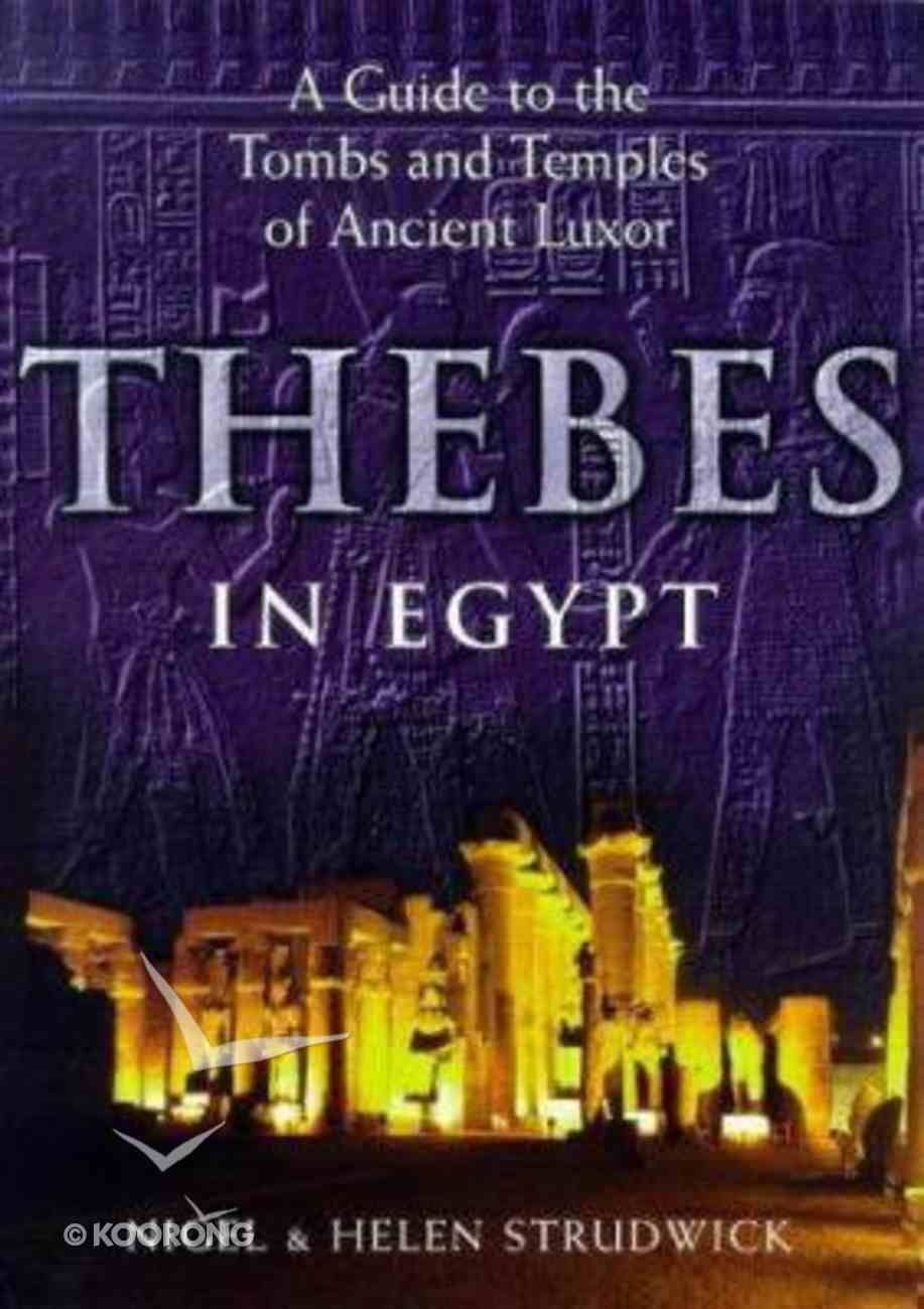 Thebes in Egypt Paperback