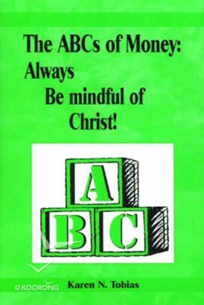 The ABCS of Money Paperback