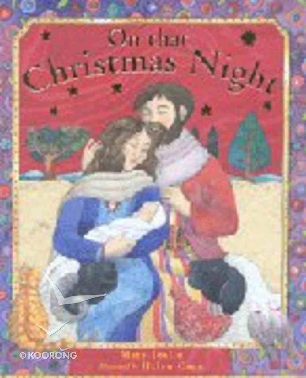 On That Christmas Night Hardback