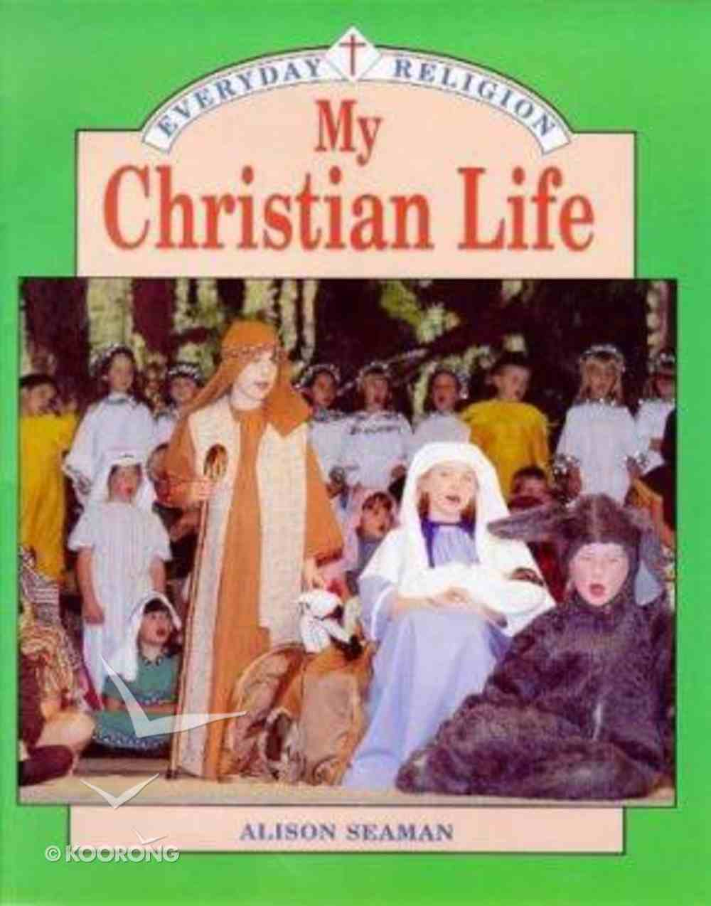 Everyday Religion: My Christian Life Paperback