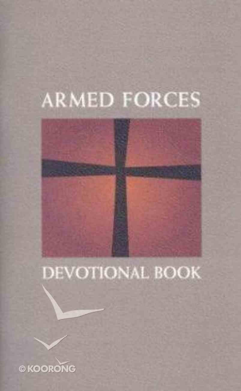 Armed Forces Devotional Book Paperback