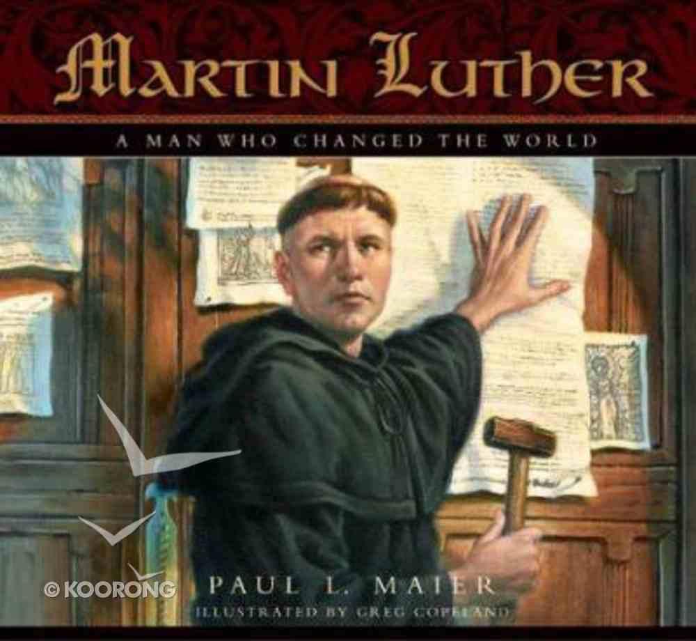 Martin Luther Hardback