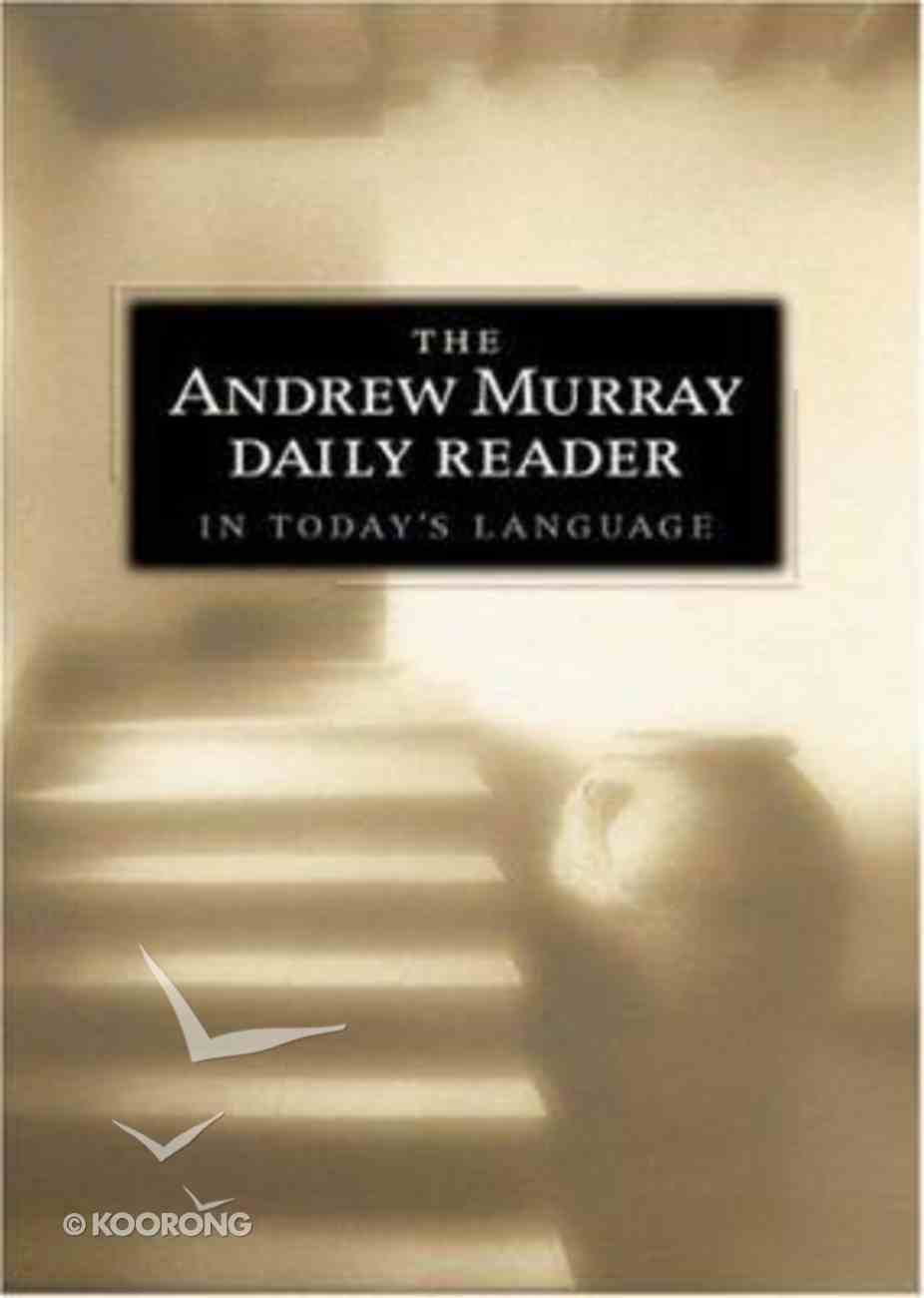 The Andrew Murray Daily Reader Hardback