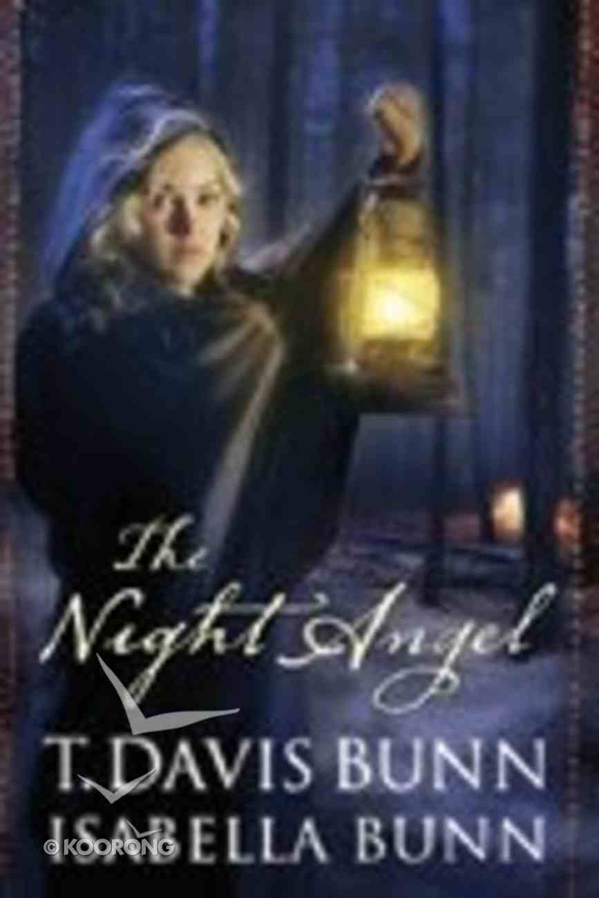 The Night Angel (Large Print) (#04 in Heirs Of Acadia Series) Paperback