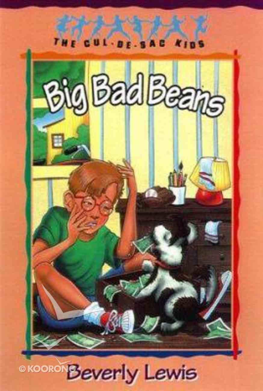 Big Bad Beans (#22 in Cul-de-sac Kids Series) Paperback