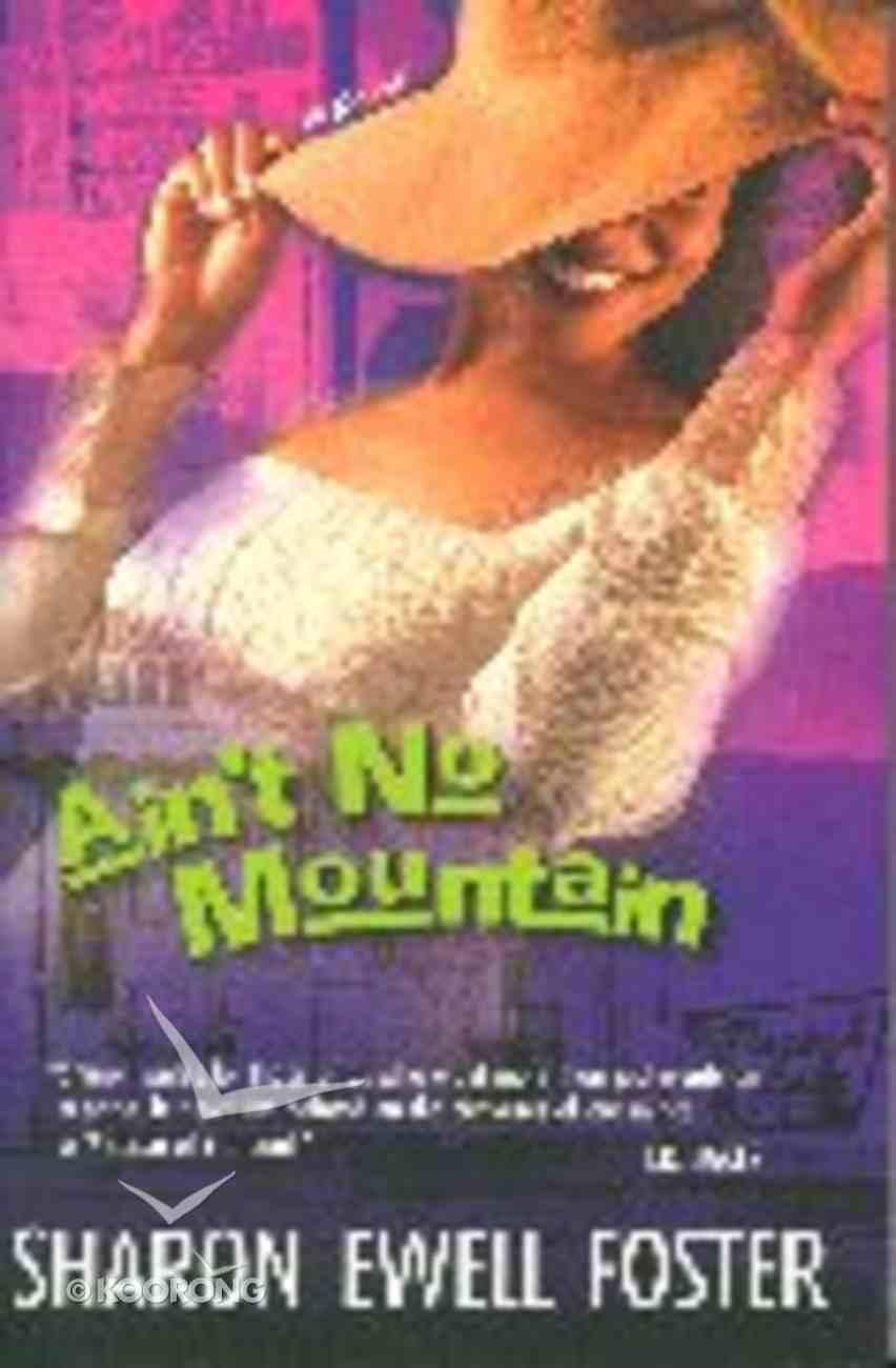 Ain't No Mountain Paperback