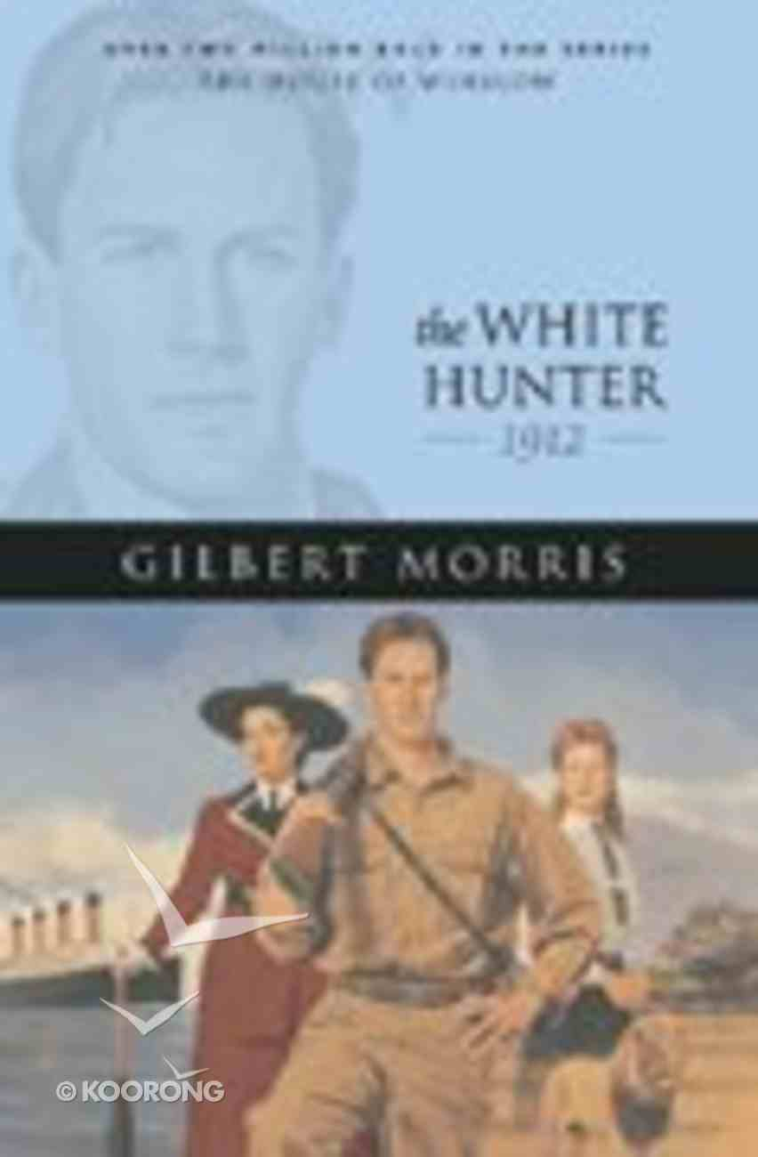 The White Hunter (House Of Winslow Series) Paperback