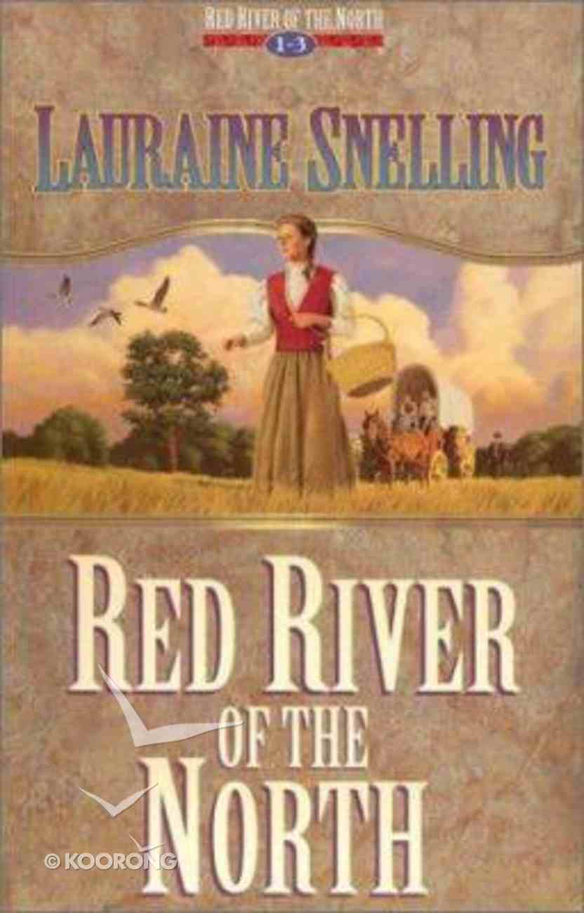 Red River North 1-3 (Red River North Series) Paperback