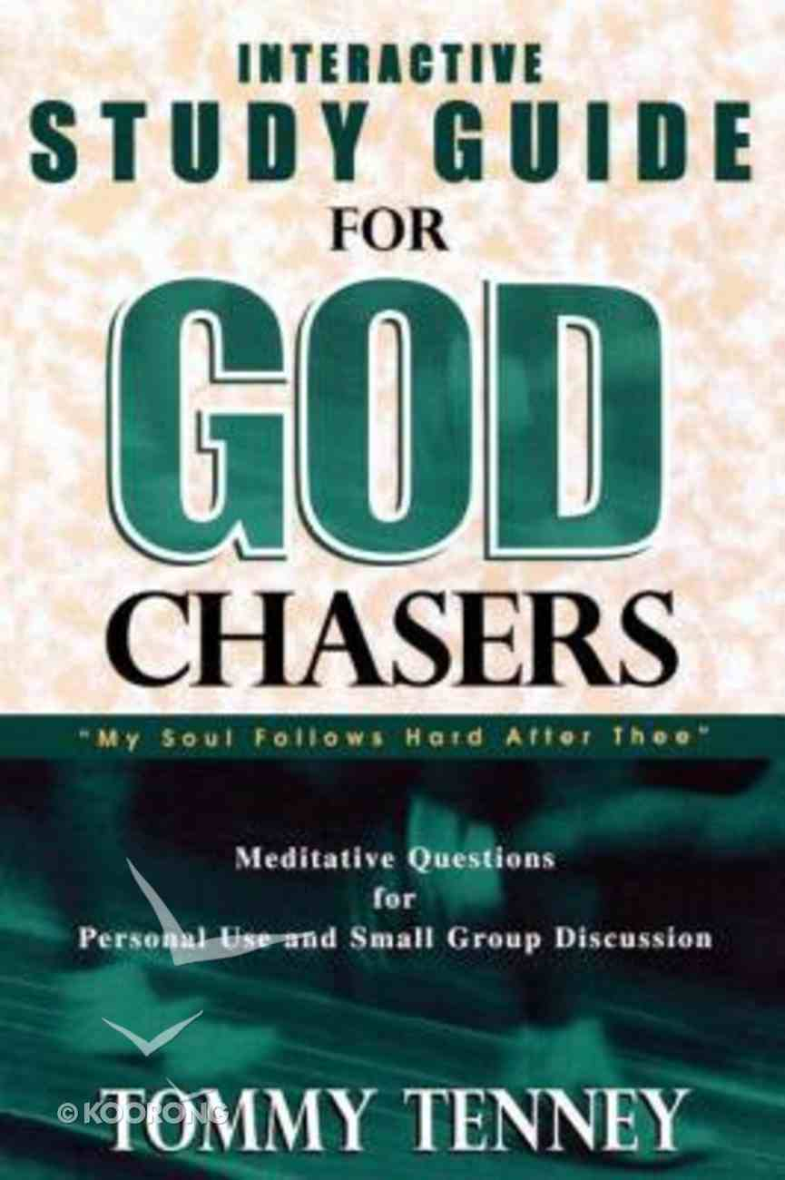 The God Chasers (Study Guide) Paperback