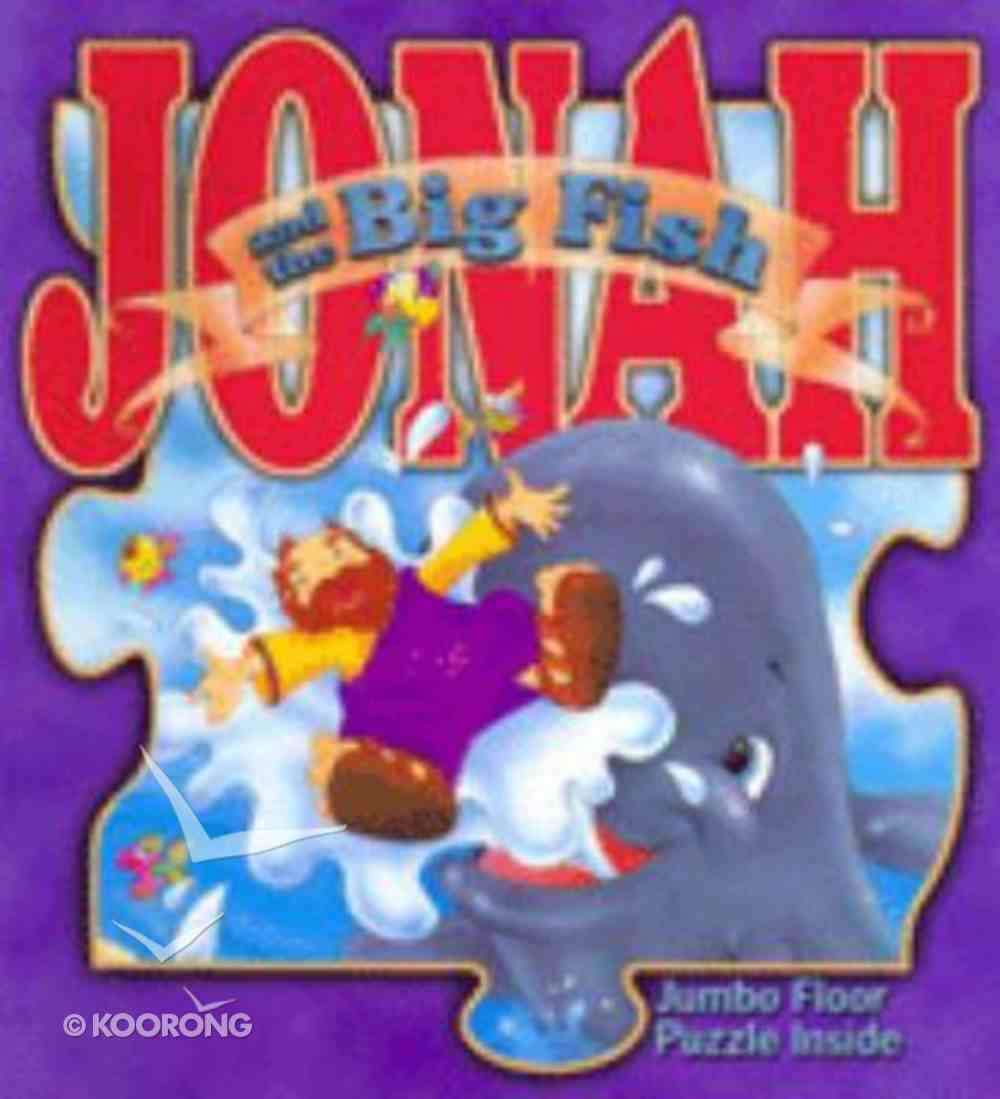 Jonah and the Big Fish Puzzle Book Board Book