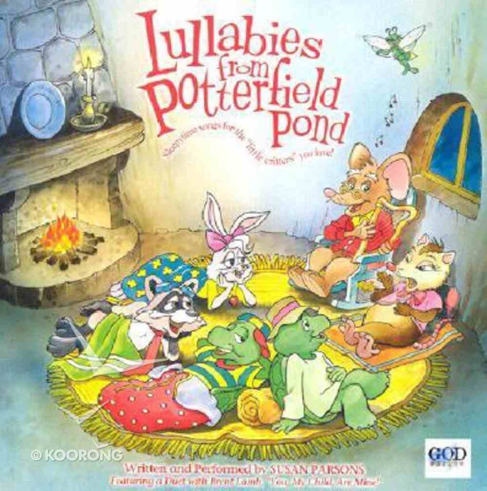 God Prints: Lullabies From Potterfield Pond CD