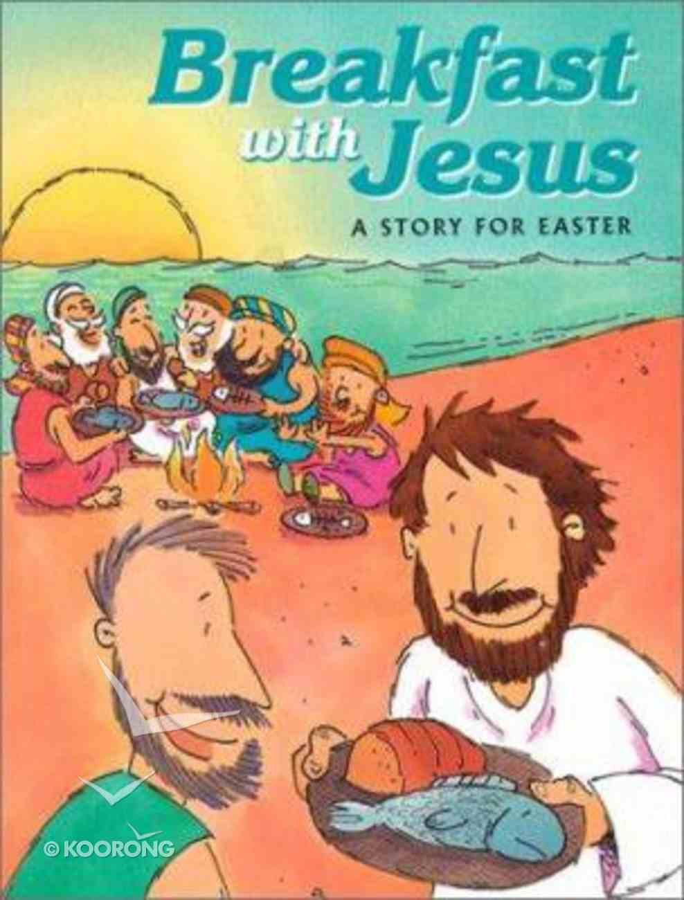 Breakfast With Jesus (Happy Day Series) Paperback