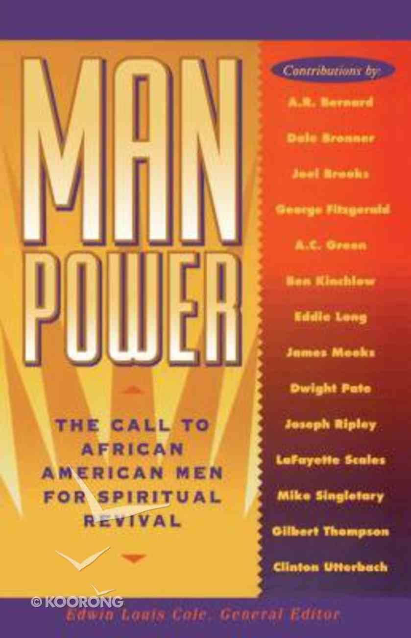 Man Power Paperback