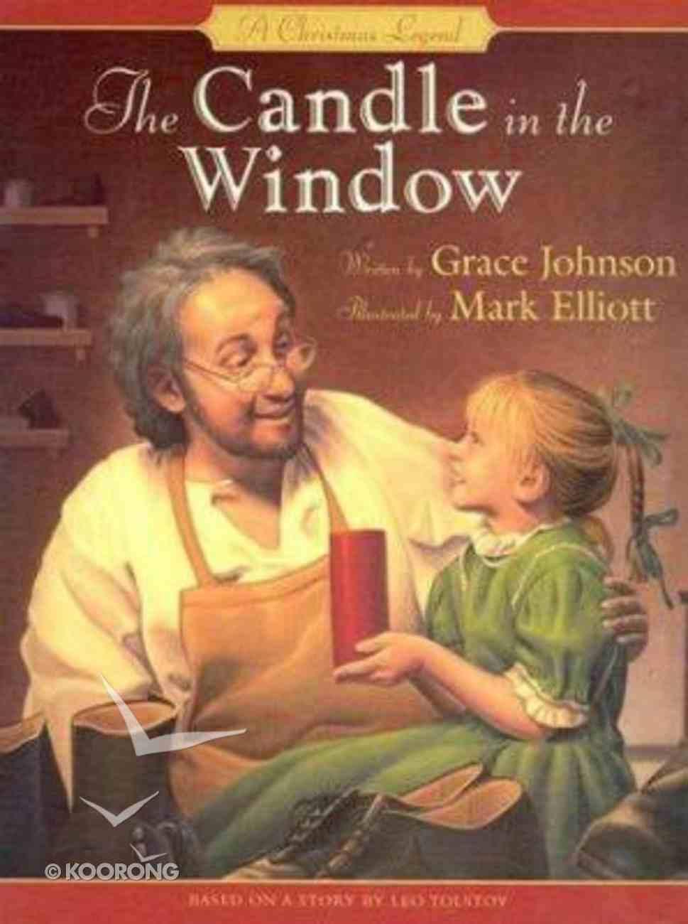 The Candle in the Window Hardback