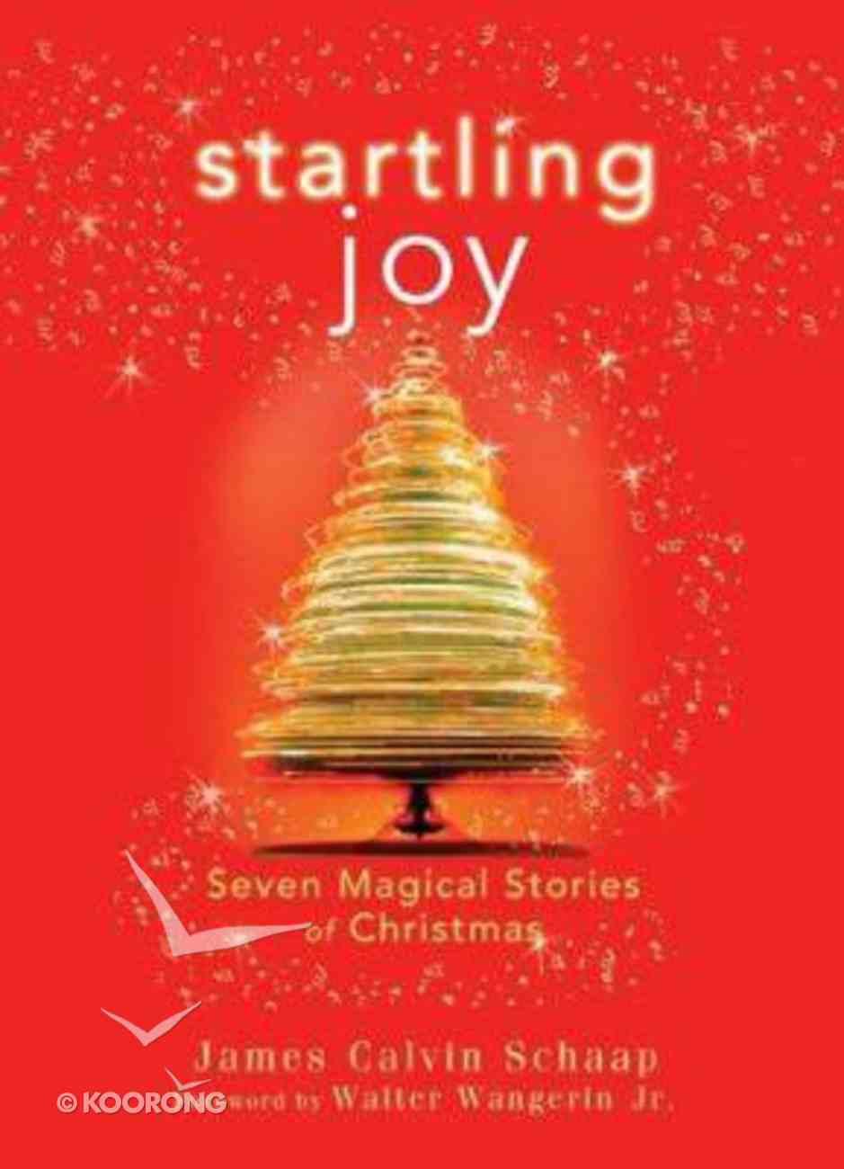 Startling Joy Hardback