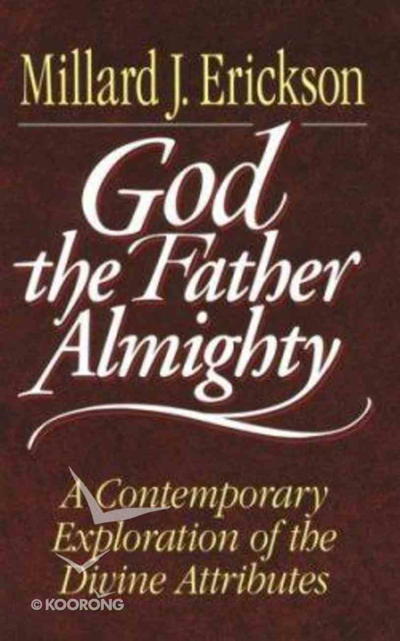 God the Father Almighty Hardback