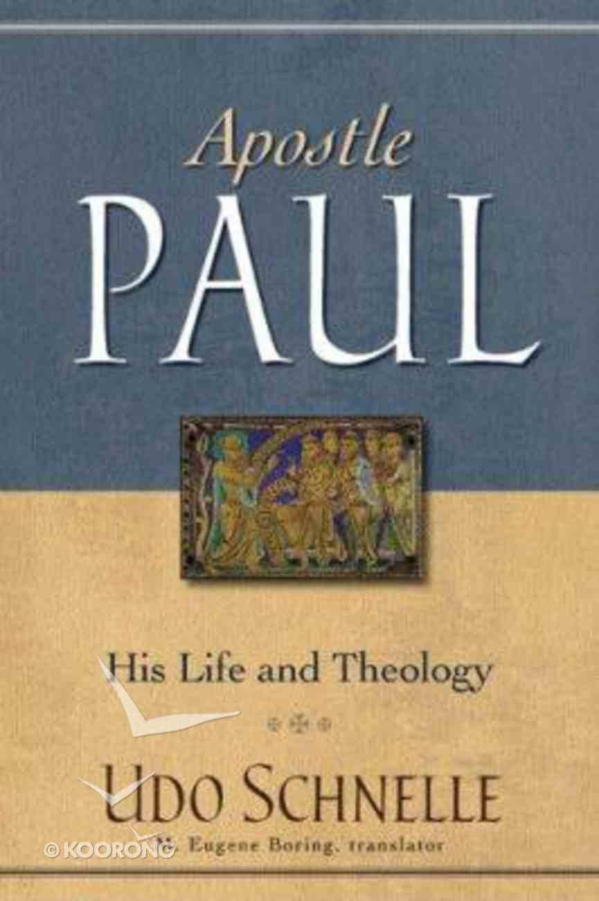 Apostle Paul Hardback
