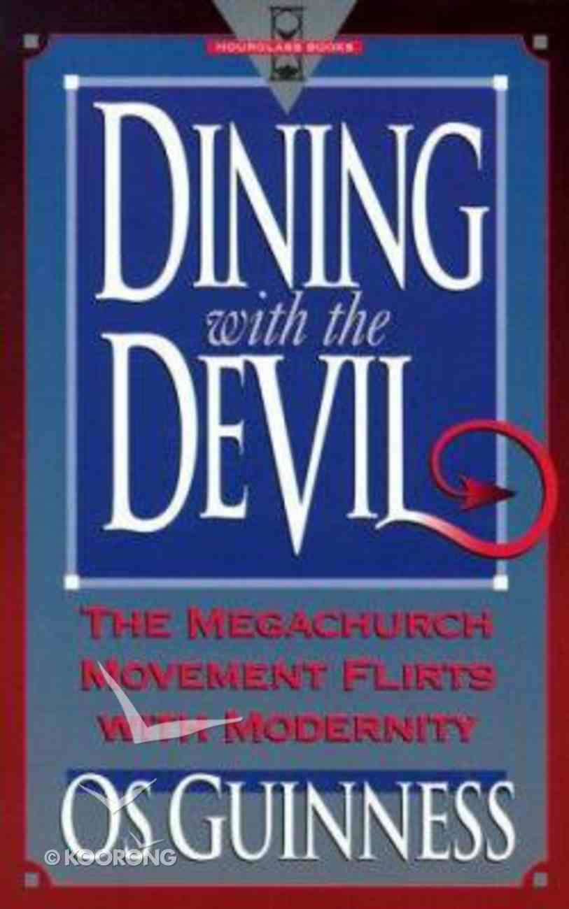 Dining With the Devil Paperback